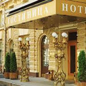 Гостиницы Идрицы