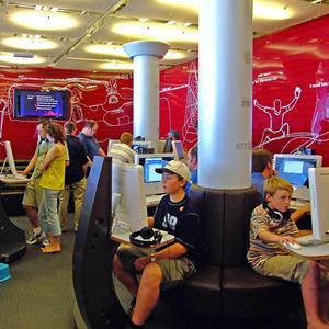Интернет-кафе Идрицы