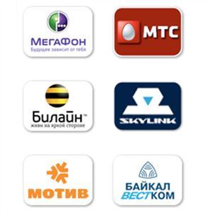 Операторы сотовой связи Идрицы
